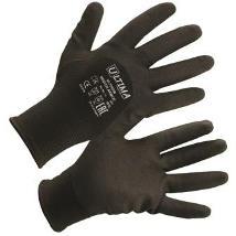 Перчатки ULT505W WINTER ARMOR с нитриловым покрытием утепленные