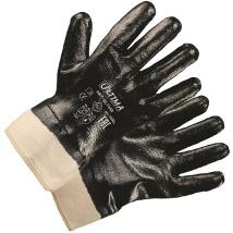 Перчатки с нитриловым покрытием, крага, обливные арт. ULT440