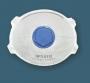 Респиратор полумаска фильтрующая «НРЗ 0112» FFP2, до 12 ПДК