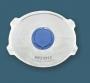Респиратор полумаска фильтрующая «НРЗ 0113» FFP3, до 50 ПДК